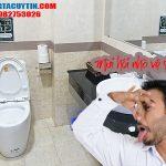 +6 Cách khử mùi hôi nhà vệ sinh đơn giản hiệu quả ít ai biết